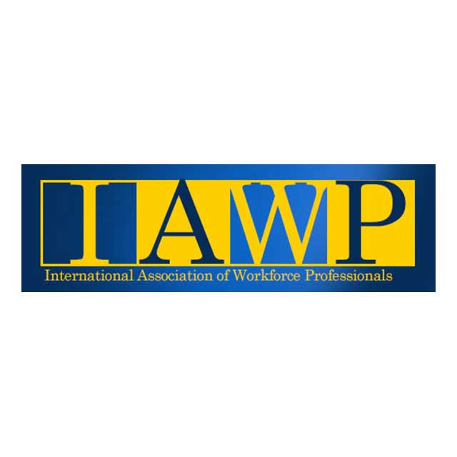 International Association of Workforce Professionals Logo