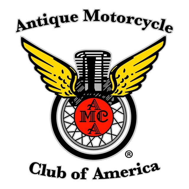 Antique Motorcycle Club Of America Logo
