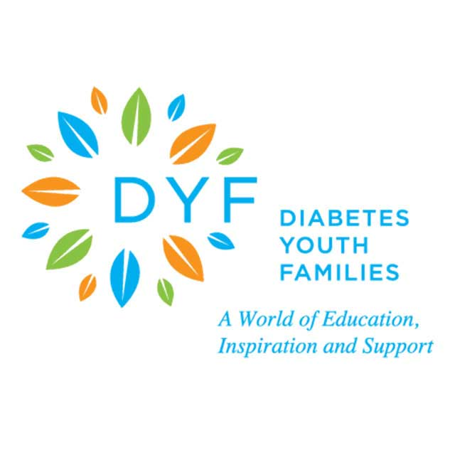 diabetes Youth Families Logo