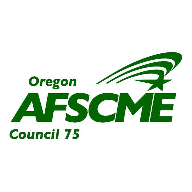 oregon afscme logo