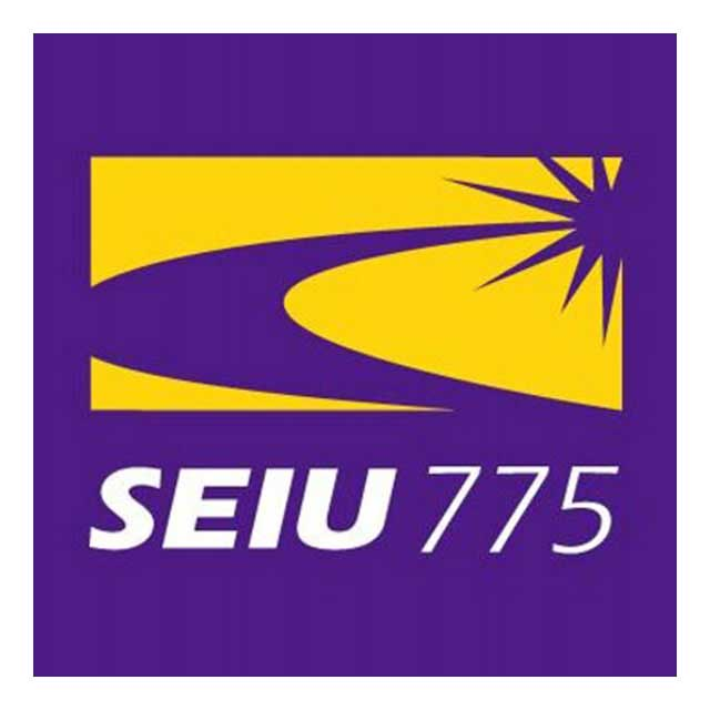 seiu 775 Logo