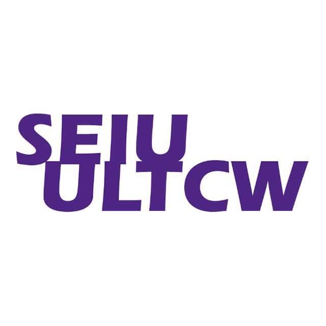 SEIU ULTCW Logo