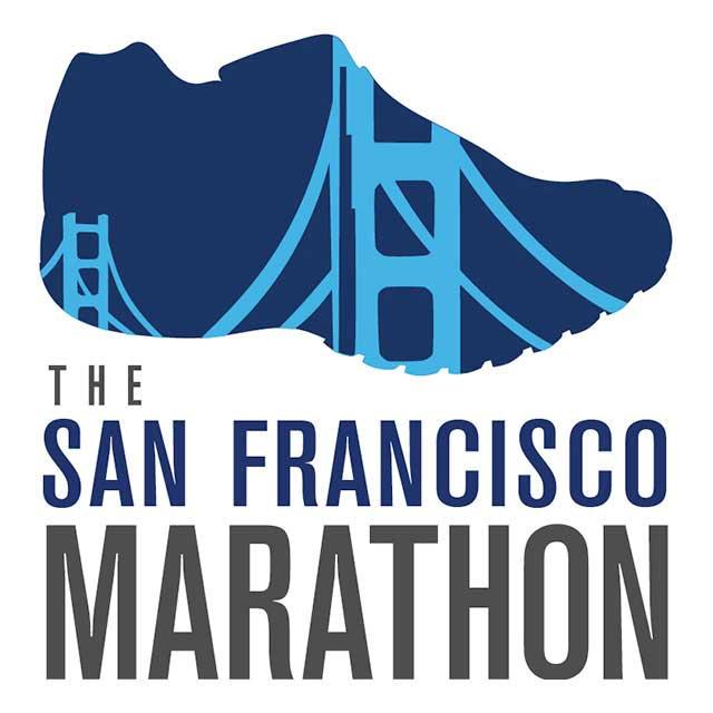 The San Francisco Marathon Logo