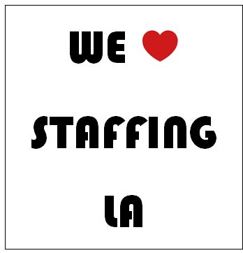 We Love Staffing LA - Scion Staffing Temp Agency & Executive Search Firm